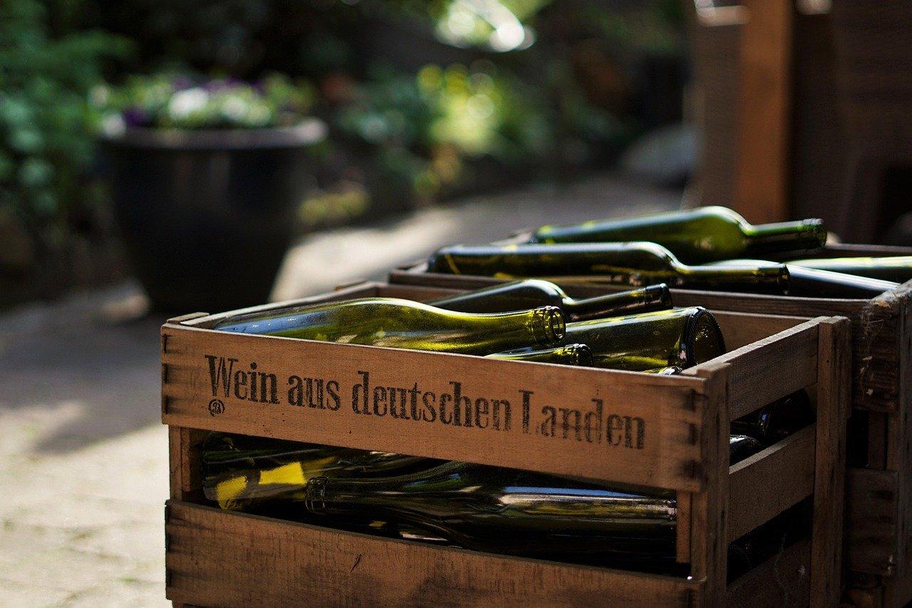 Wines from Gernamy