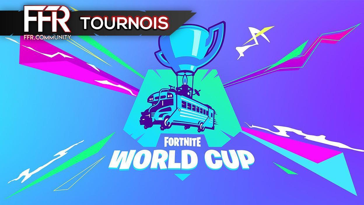 Fortnite : tout savoir sur le fonctionnement de la Fortnite World Cup