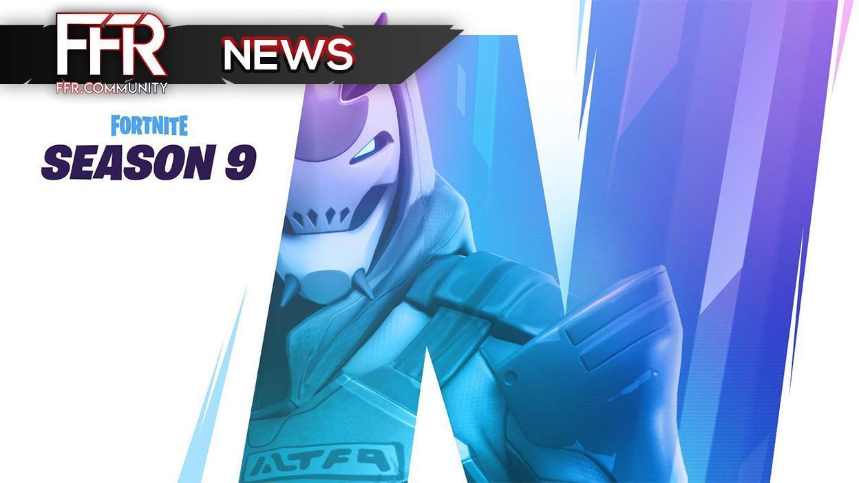 Fortnite : La saison 9 arrive !