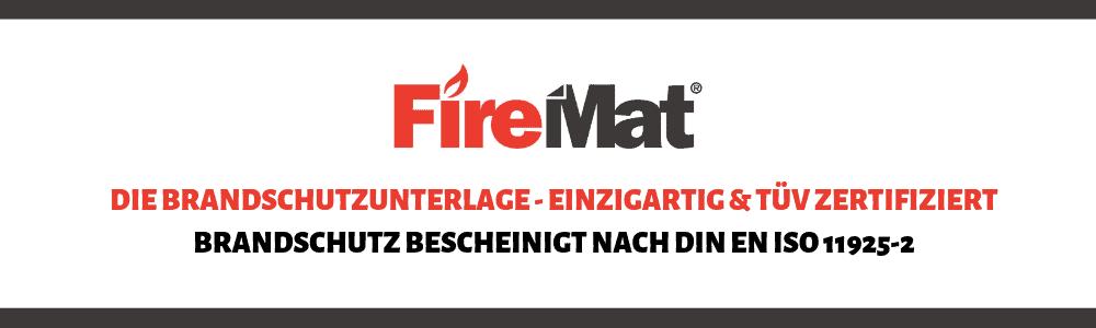 Brandschutzunterlage