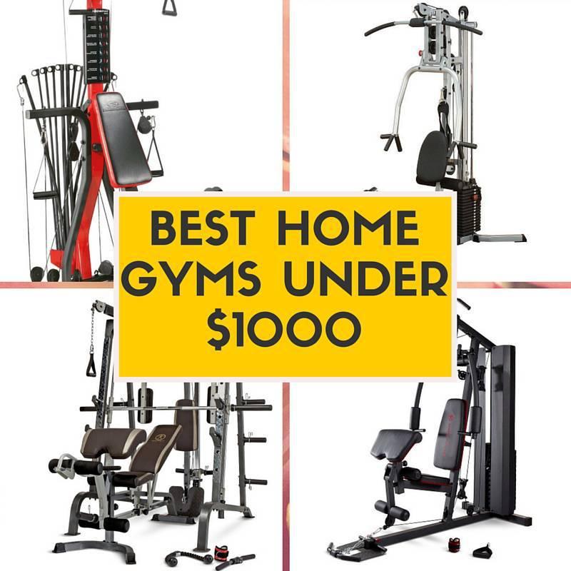best home gyms under $1000