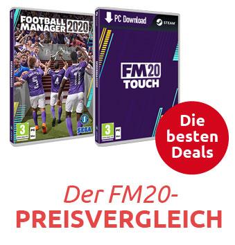 Football Manager 2020 Preisvergleich