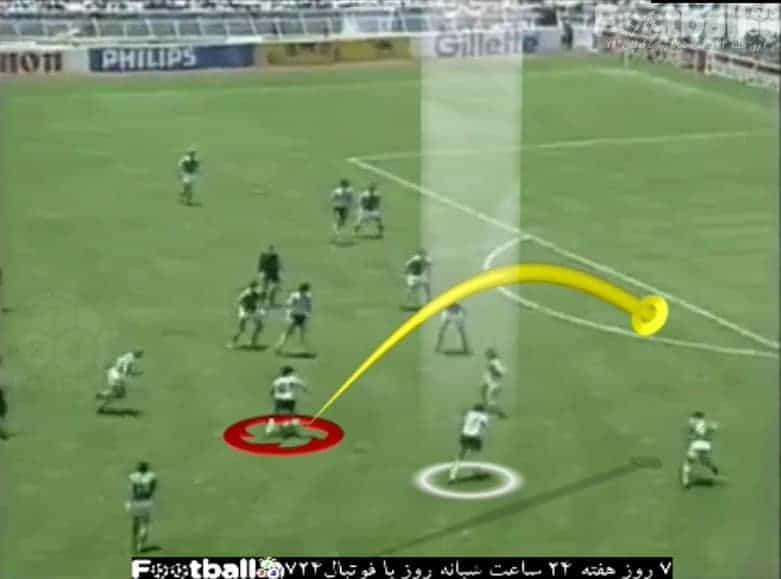 رختکن: آنالیز تاکتیکی فینال جام جهانی ۱۹۸۶ – آرژانتین ۳ آلمان غربی ۲