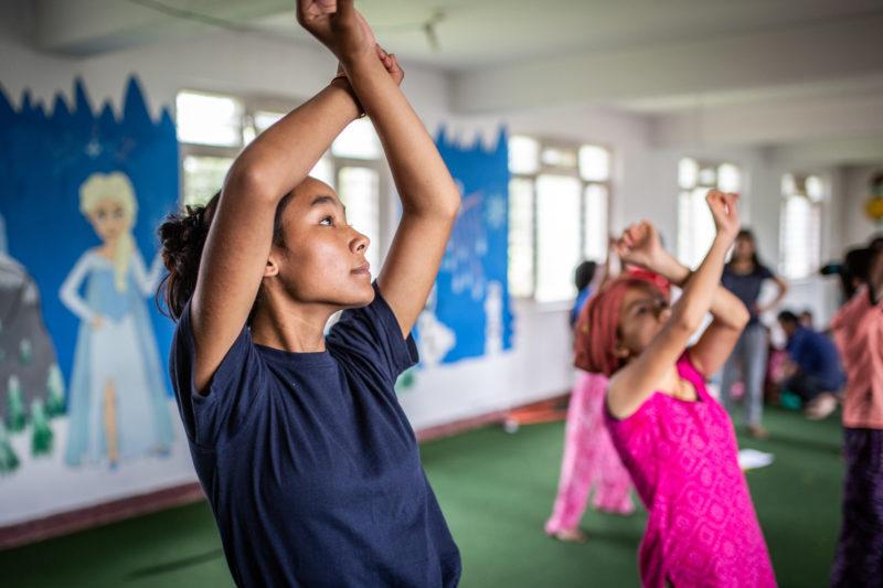 Balika i Nepal er viktig i FORUTs arbeid med barnekonvensjonen og for realiseringen av barns rettigheter.