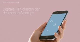Studie zu den digitalen Fähigkeiten der Unternehmen und Startups