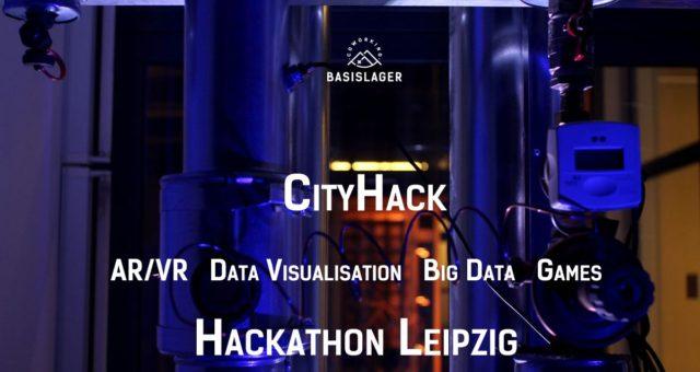 CityHack 2017 – Innovation für ein smartes Leipzig im Basislager Coworking