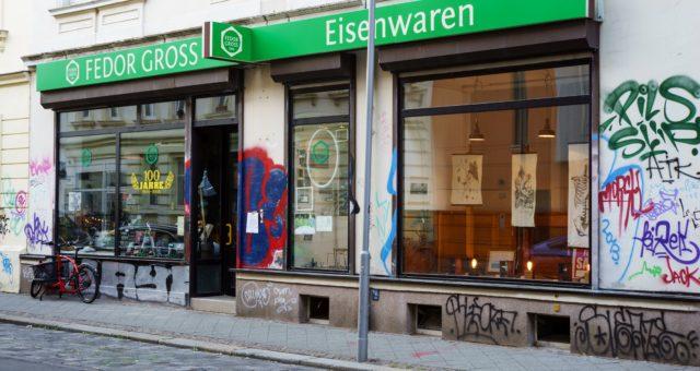 Einladung zum 51. Unternehmerstammtisch Leipziger Westen bei Fedor Gross