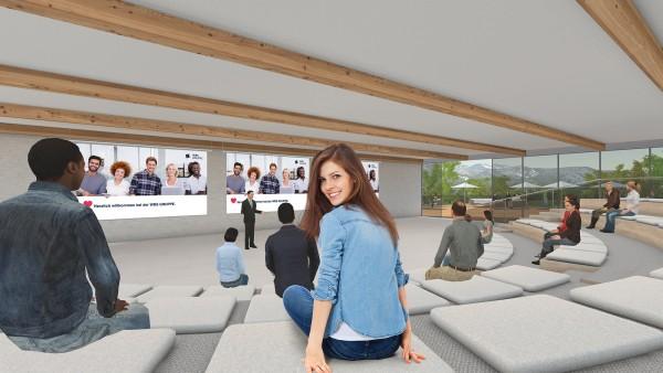 Hybrid im Learnspace – 55. Unternehmerstammtisch Leipziger Westen am 21.09.2020