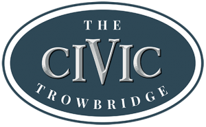 Civic Hall Trowbridge logo