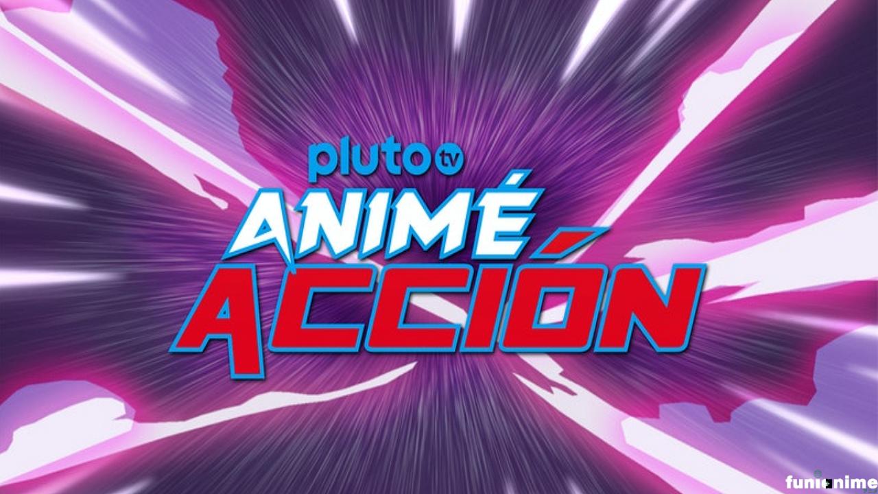 PlutoTV estrena nuevo canal de anime