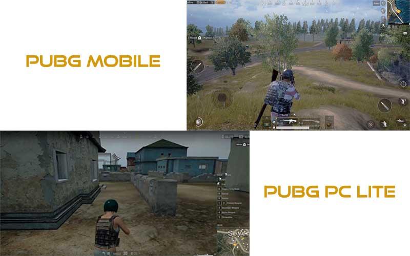 PUBG MOBILE VS PUBG LITE