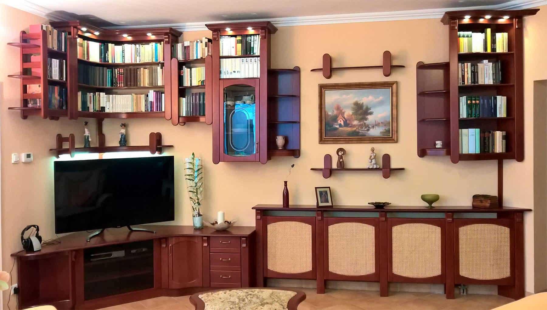 Különleges nappali bútor