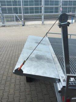 GIZO mobilne rampy najazdowe zaladunkowe