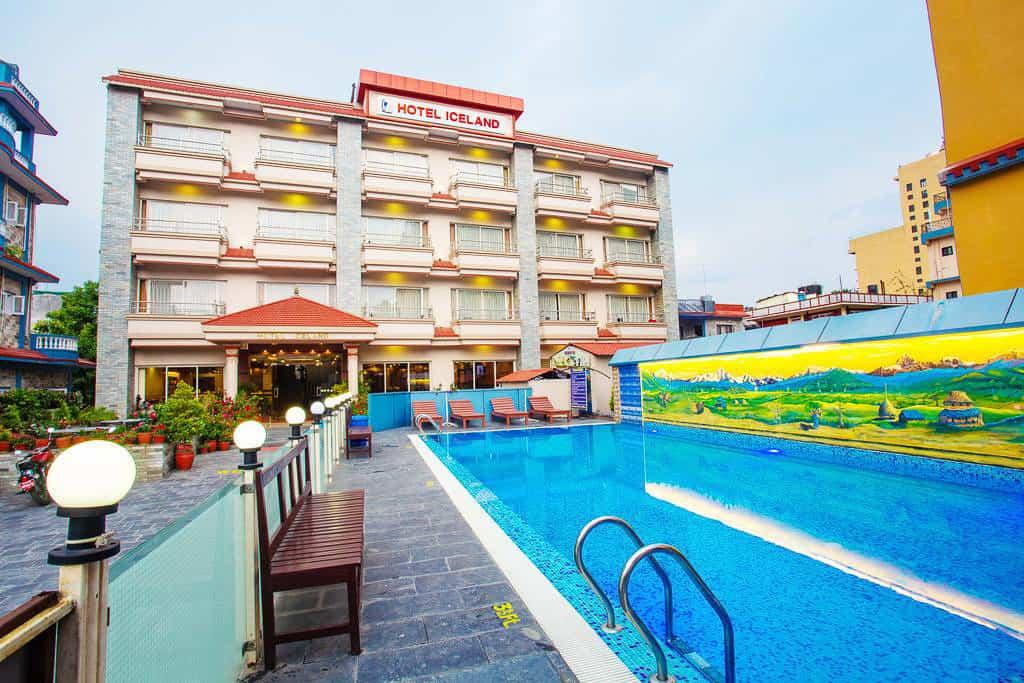 Hotel Iceland Pokhara Nepal