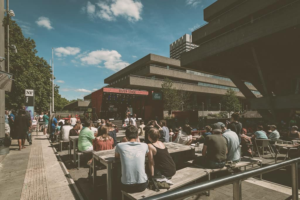 Southbank Centre Food Market