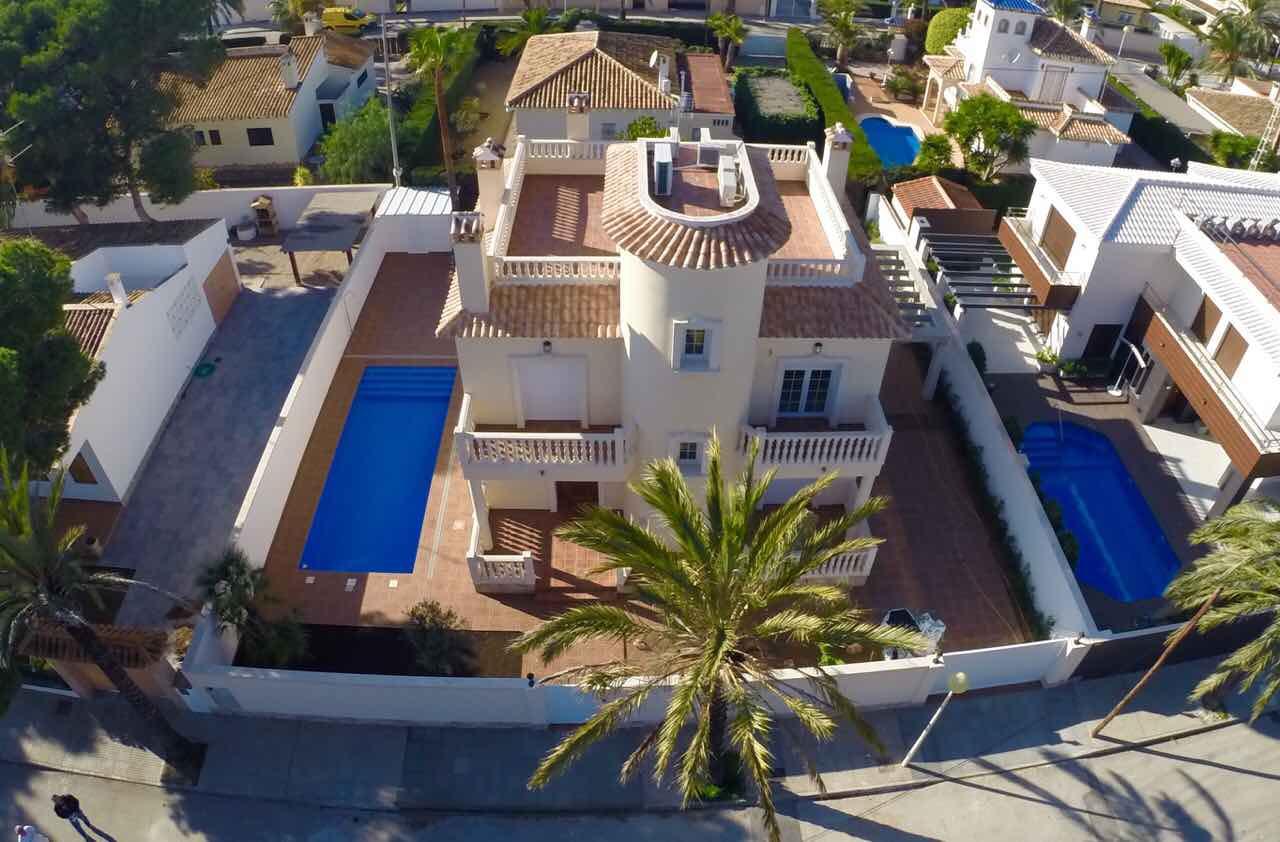 Villa en Cabo Roig, Orihuela Costa