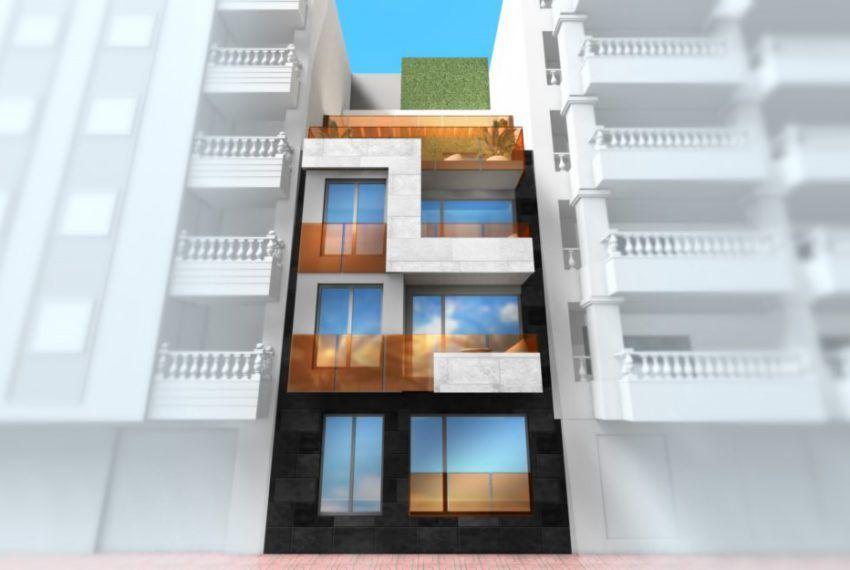 Apartamentos de obra nueva en La Mata - Alegria VI