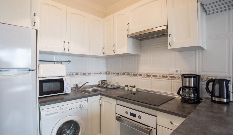 Reformado apartamento de 2 dormitorios a 5 minutos de Playa del Cura