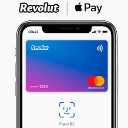 Revolut con ApplePay