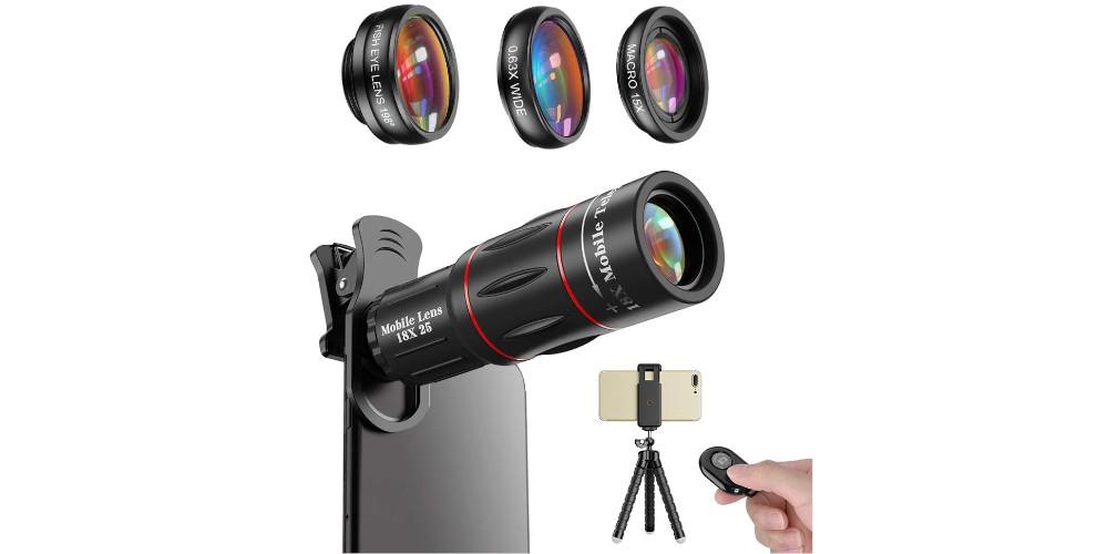 Apexel - Lenti per la fotocamera