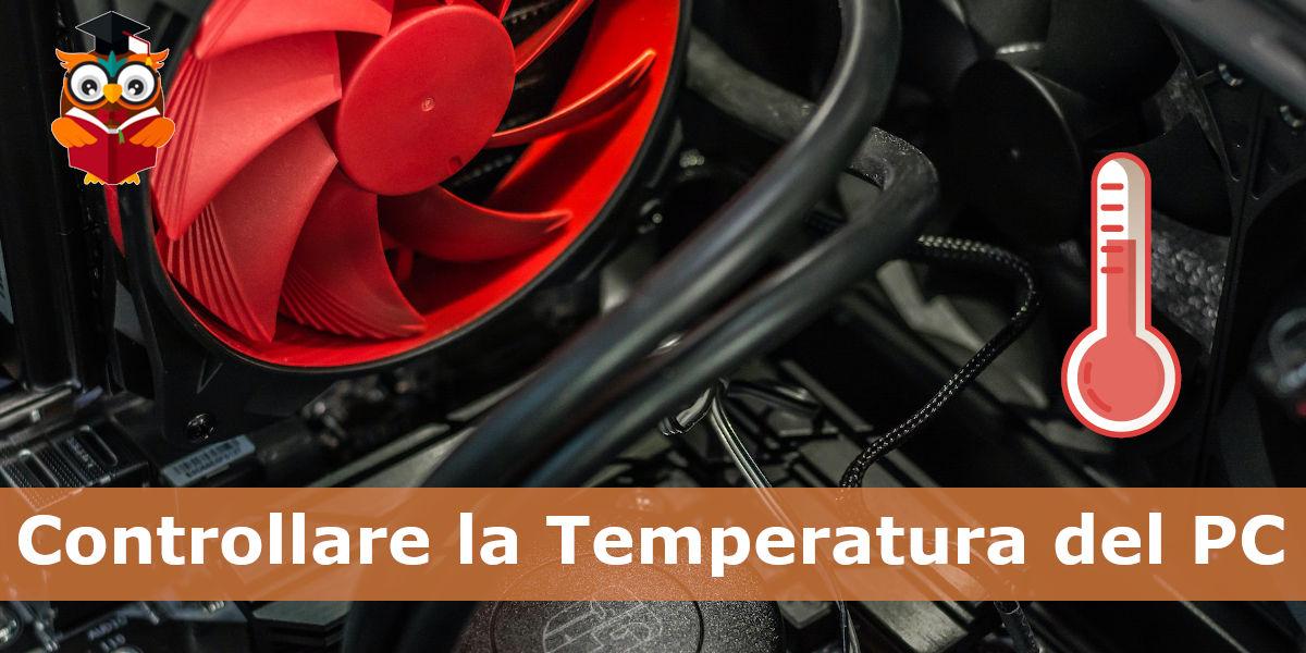 Controllare la temperatura del PC