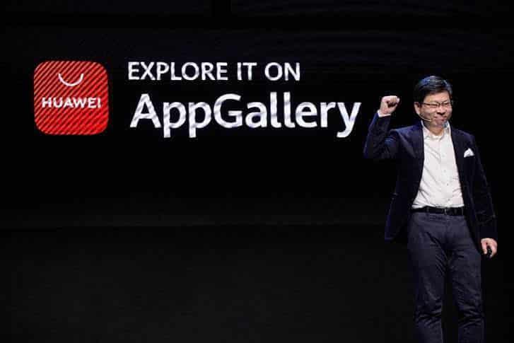 app COVID-19 ya disponible en AppGallery de Huawei