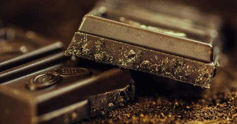 dark chocolate - ultimate superfoods list
