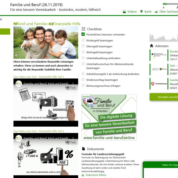 Große Nachhaltigkeitsaktion: Upcycling der Welcome-App zu Familie-und-Beruf