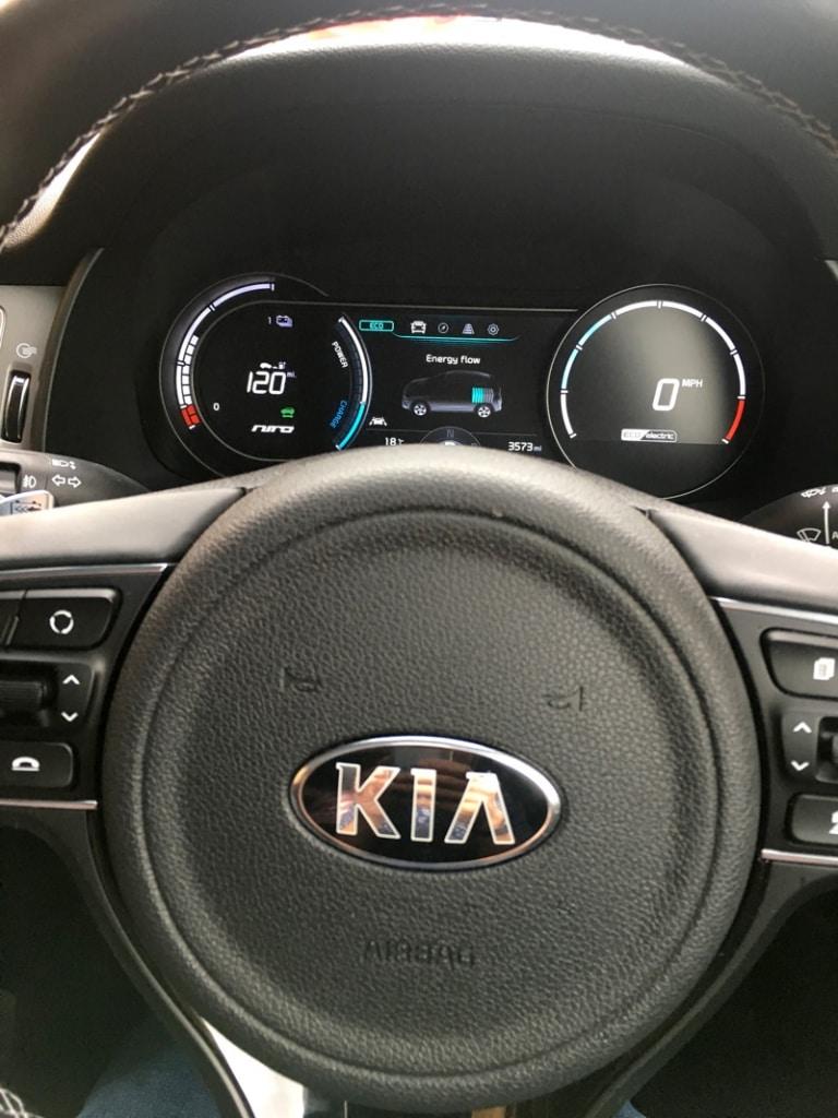 Why Not take and urban exploration with the Kia E Niro
