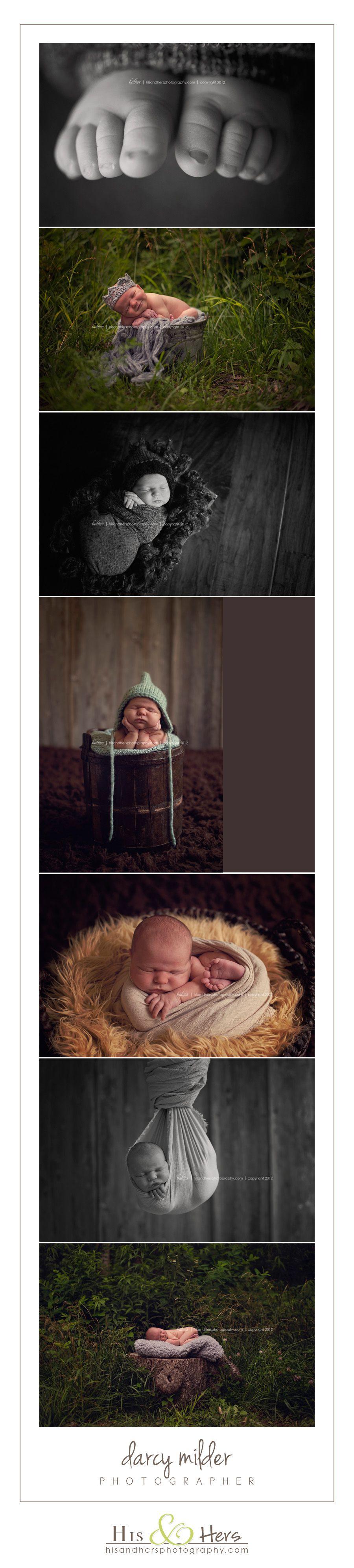 Iowa Newborn Photographer | Caden, 7 days new