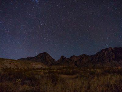 Big Bend National Park - Chihuahuan Desert, Texas