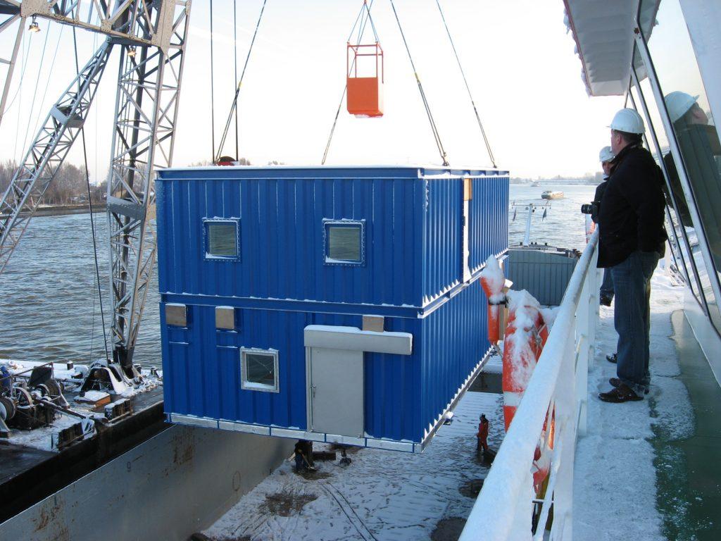 Hoogvliet Offshore Centrica F3-FA LQM