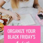 black friday budget
