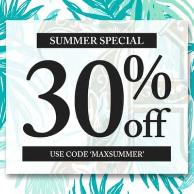 Summer Special Offer