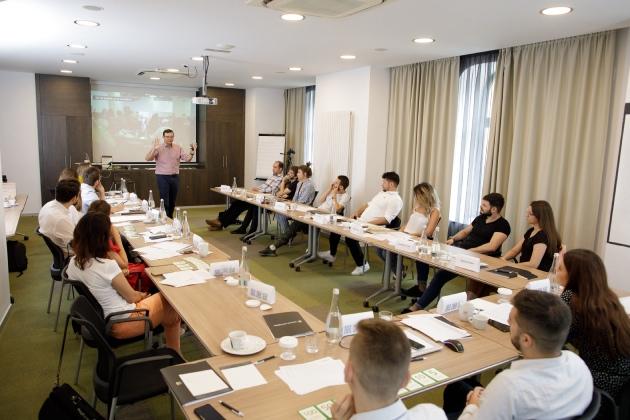 Ionuț Munteanu presentation