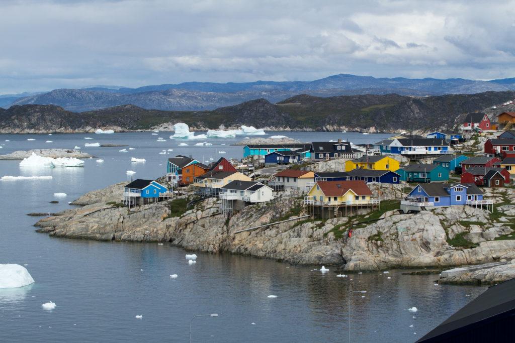 Den rå og smukke natur, der omslutter nye formidlingscenter i Ilulissat, er bjergtagende (billedkreditering: Kate Bum)