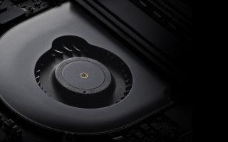 Решение проблем макбука про с нагреванием и шумом