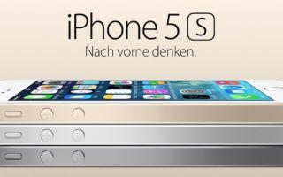 Смартфон iPhone 5s: обзор характеристик устройства