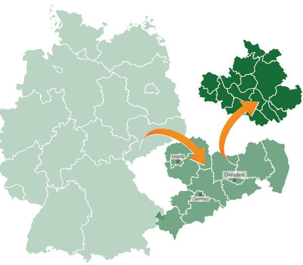Familie-und-Beruf nun auch als Sachsen-Fassung durch das Engagement der IT hilft gGmbH