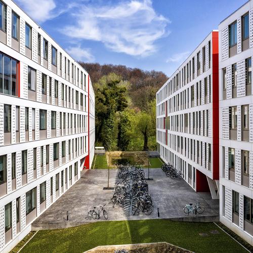 Studentenhuisvesting: kwalitatief, snel en efficiënt