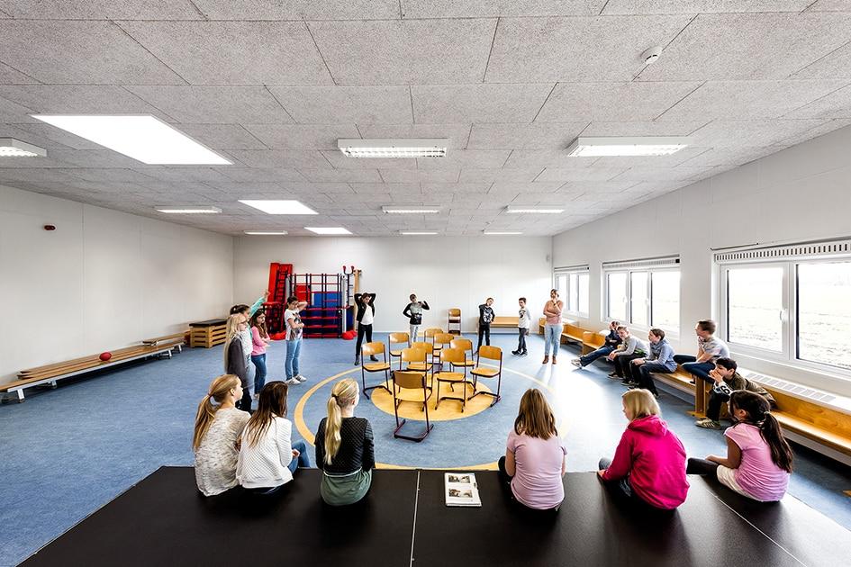 Aardbevingsbestendige school
