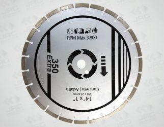 Serra Diamantada 350mm