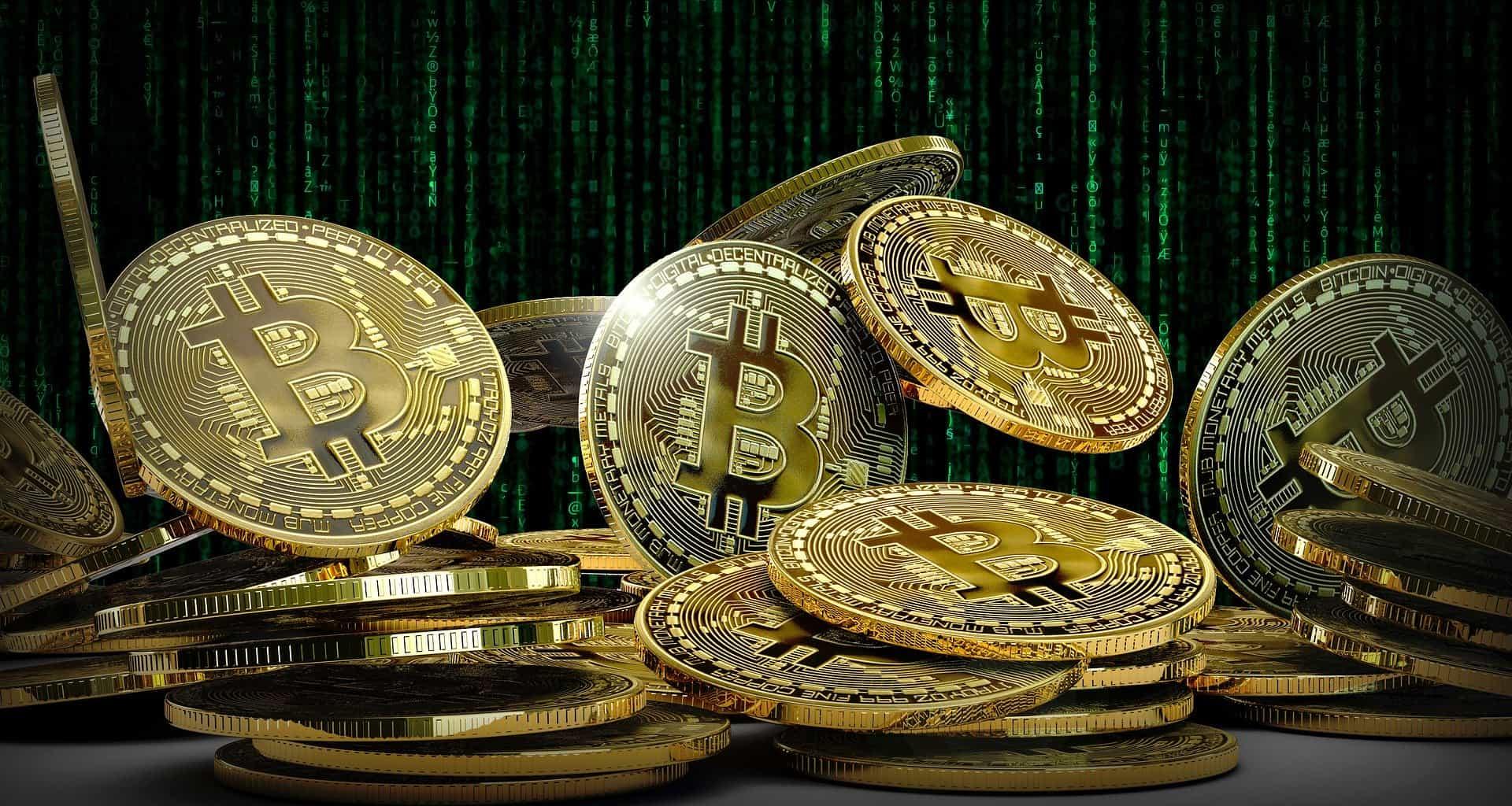 Kapitulacja górników - obserwujemy spadek trudności kopania bitcoina.