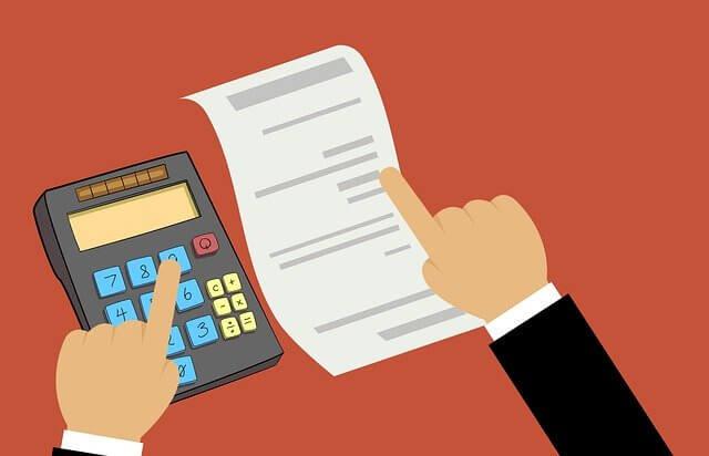 Kredit trotz negativer SCHUFA und Bonität. Kriterium 2 Ausgaben