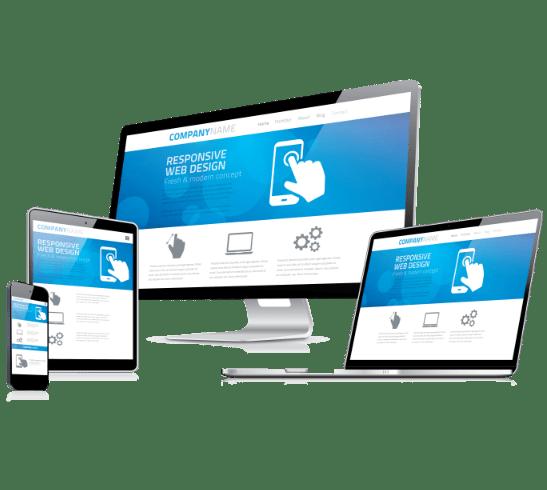 Mobile Design Bild mit verschiedenen Endgeräten kurakado webdesign