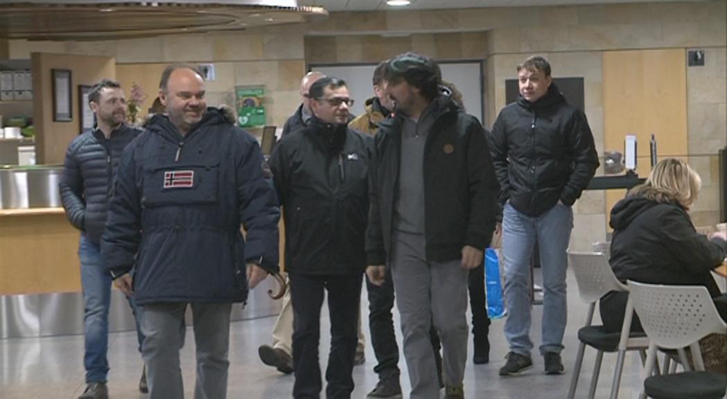 El Govern d'Andorra proposa uns serveis mínims que no superen el 15% del personal