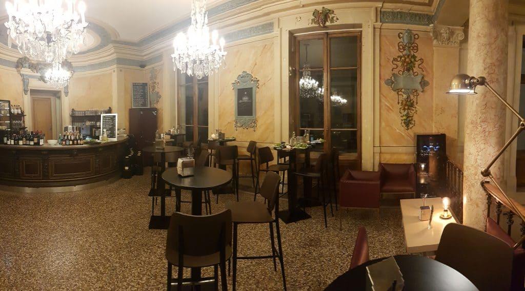 Bar restaurant lEtourdi Théâtre des Célestins 13 scaled