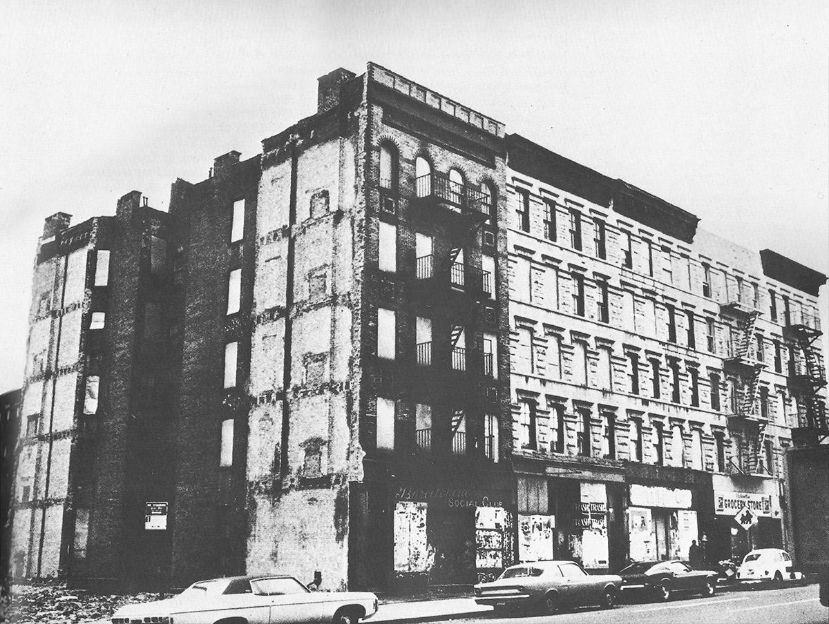 8th Amsterdam Avenue