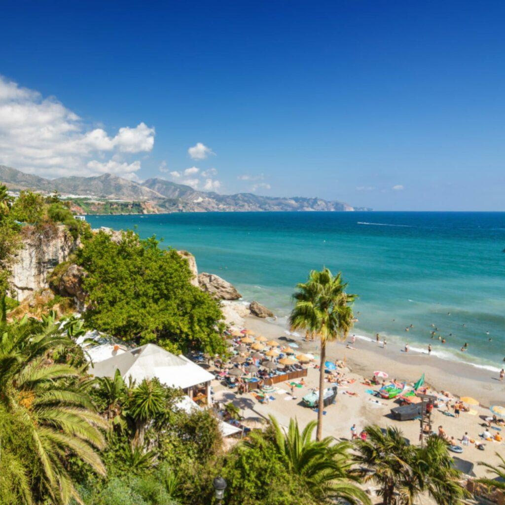 Пляжные курорты Испании. Коста-дель-Соль
