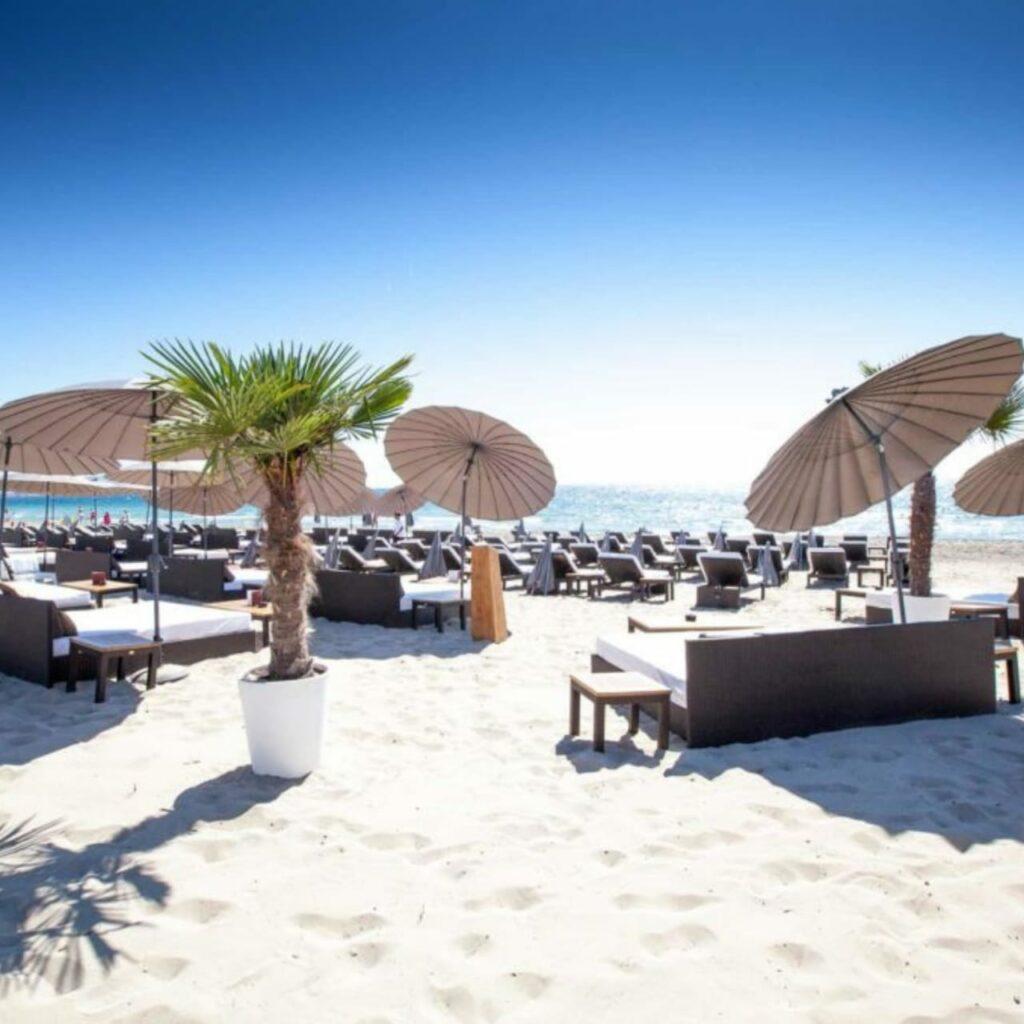 Пляжные курорты Испании. Ибица